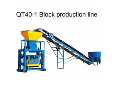 Máy ép gạch bê tông QT40-1