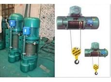 Pa lăng cáp điện 1 tấn