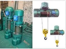 Pa lăng cáp điện CD 2 tấn-12 m
