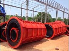 Dây chuyền sản xuất ống cống ly tâm
