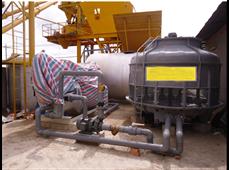 Trạm bê tông lạnh 250 - 500 m³/h