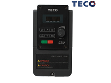 Biến tần TECO - E510 - 3HP - 380V
