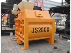 Máy trộn bê tông JS-2000