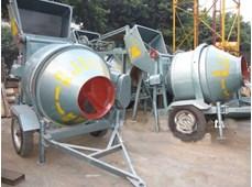 Máy trộn bê tông JZC-200
