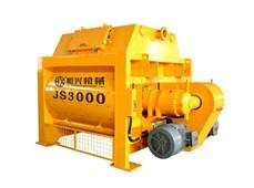 Máy trộn bê tông chuyên dụng JS3000
