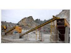 (150T/H---200T/H)  vật liệu đá cường độ vừa
