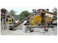 (250T/H---300T/H)   vật liệu đá cường độ vừa