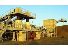 (500T/H---600T/H)   vật liệu đá cường độ vừa , Vật liệu đá cường độ cứng