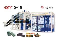 Máy ép gạch HQTY10-15