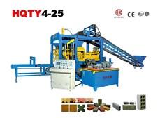 Máy ép gạch HQTY4-25