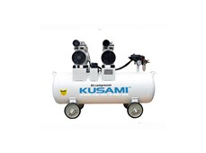 Máy nén khí giảm âm KUSAMI KS-OF550-35L