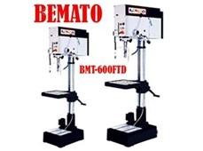 Máy khoan đứng có taro Bemato BMT-600FTD