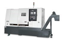 Máy tiện CNC băng nghiêng model PL-26