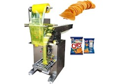 Máy đóng gói snack khoai tây, bim bim đa năng