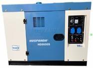 Máy phát điện chạy dầu giảm âm HUSPANDA HD8600S