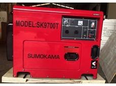 Máy phát điện chạy dầu Sumokama SK9700T
