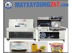 Máy đóng gói và cắt bao bì tự động DQL5545 + DSC4525