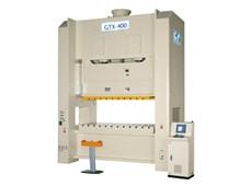 Máy dập khung H hai trục khuỷu CHIN FONG GTX-400