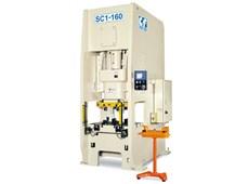 Máy dập khung H một trục khuỷu Chin Fong SC1-160