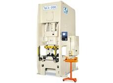 Máy dập khung H một trục khuỷu Chin Fong SC1-200