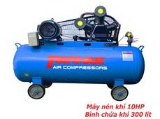Máy nén khí 10HP Topmax V-0.97/12.5