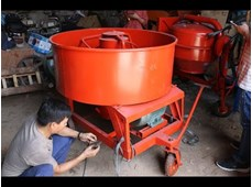 Máy trộn vữa 250 lít