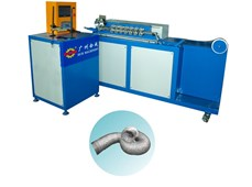 Máy sản xuất ống nhôm mềm LXB