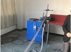 Máy làm ống vải mềm 2 lớp TNVM-500/2