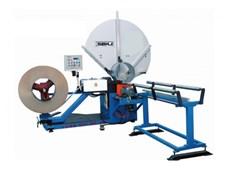 Máy sản xuất ống gió tròn xoắn SBTF-1500