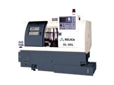 Máy tiện CNC 2 trục Selica SL-60L