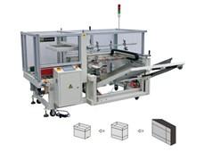 Máy mở, gấp và dán thùng tự động DKX4540