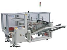 Máy cấp và dán đáy thùng carton tự động CES5050