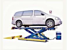 Cầu nâng cắt kéo toàn xe Bendpak GL 3500