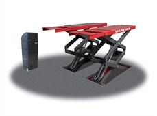 Cầu nâng cắt kéo nâng bụng kiểu lắp âm Werther STARTOS S39