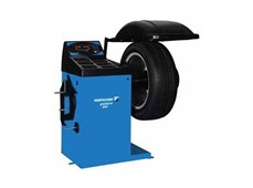 Máy cân bằng lốp xe du lịch Hofmann Geodyna 810