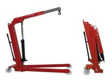 Cẩu móc động cơ Werther W108