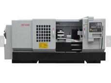 Máy tiện ren ống CNC QK1332