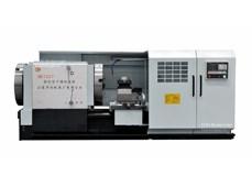 Máy tiện ren ống CNC QK1327