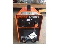 Máy hàn điện tử ZAKI ARC 200