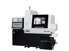 Máy tiện CNC 6 trục tự động Ge-Fong GO-326