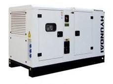 Máy phát điện diesel 3 pha Hyundai DHY 16KSE