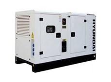 Máy phát điện diesel 3 pha Hyundai DHY 34KSE