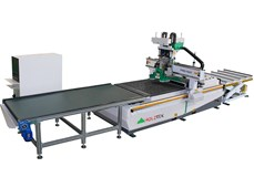 Máy CNC Nesting 3 đầu Holztek PRO-N3F