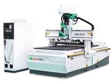 Máy CNC router 1 trục tự động thay dao Holztek PRO-R1A