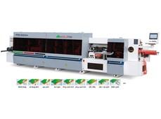 Máy dán cạnh tự động 9 chức năng Holztek PRO-800AH