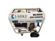 Máy phát điện dầu diesel I-MIKE DG3000E (3kw trần)