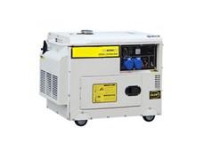 Máy phát điện I-MIKE DG 9800SE ( siêu cách âm, mở nắp trên)