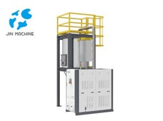 Máy sấy nhựa nhiệt độ 60 đến 300℃ STG-1000