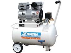 Máy nén khí không dầu Swan DRS-210-22 (60HZ)