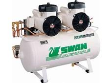 Máy nén khí Swan không dầu DR-115-TD (50HZ)